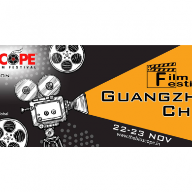 The Bioscope Global Film Festival China – 22-23 November 2019